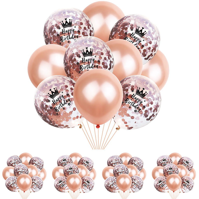 """Latex Balloons Party Decorations Wedding Anniversary All Birthday 10/"""" PEARL"""
