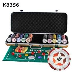 Дешевые пакеты Техасский АБС-пластиковые покерные фишки набор баккарат в Лас-Вегасе диск пленки кредит с пластиковый покер K8356