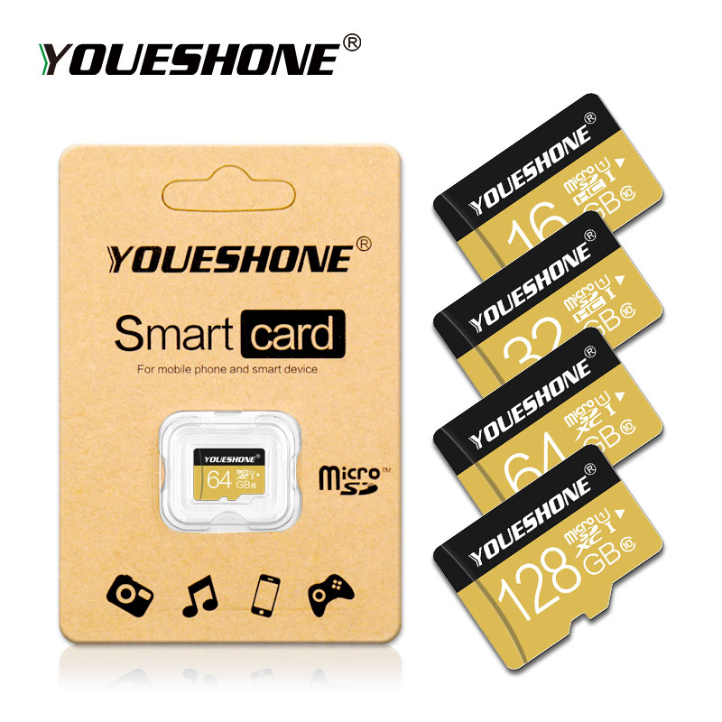 Top quality micro sd Memory card 128GB 64GB 32GB 16GB 8GB SDXC SDHC Micro sd card Cartao D