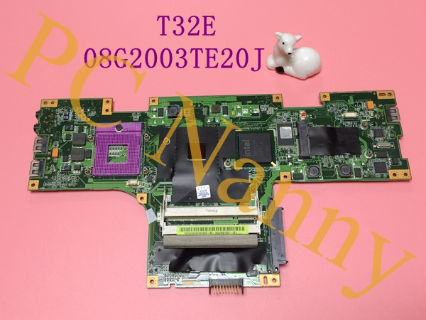 ФОТО laptop motherboard for Packard Bell Easynote BG45 T32E 08G2003TE20J GM965
