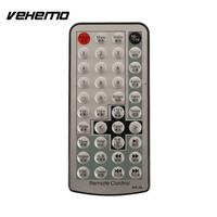 Vehemo 9inch TV Screen Car Monitor Portable Car TV Speaker TV Signal