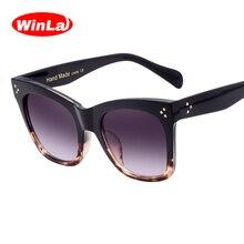 Sun Glasses Female Rivet Shades UV400