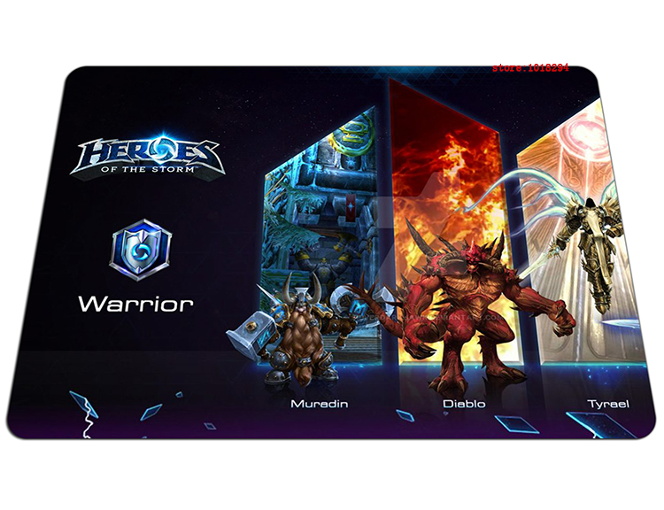 Heroes of the Storm mouse pad cool large pad to mouse notbook computer mousepad 2016 new gaming padmouse gamer play mats ...