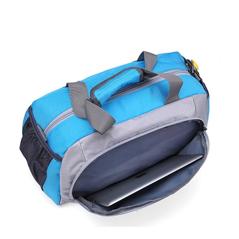 Оксфорд водоустойчив печат пътна - Багаж и пътни чанти - Снимка 4