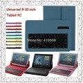 Bluetooth-клавиатура Чехол Для Sony tablet Z Для Sony Xperia Z2 Для Sony Xperia Tablet S 9.4 крышку планшета чехол + Pen