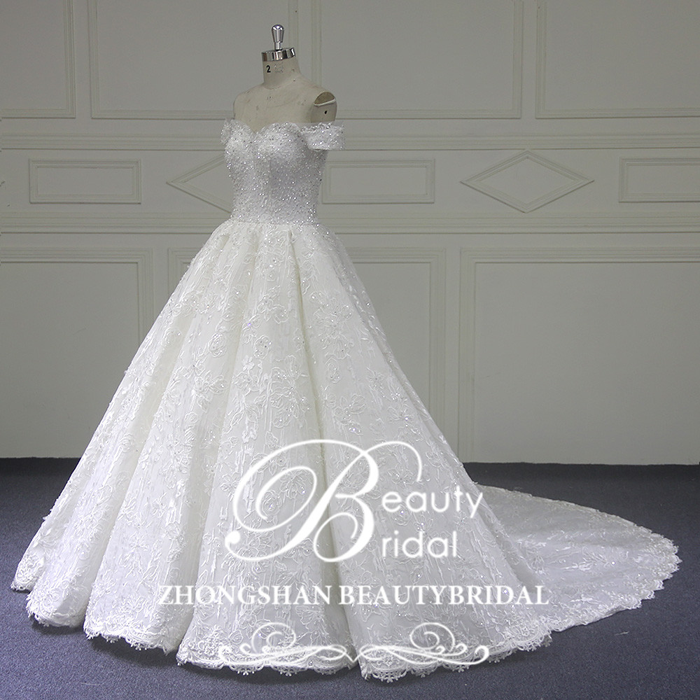 Eslieb Φόρεμα Γάμου Φόρεμα Γάμου Φόρεμα - Γαμήλια φορέματα - Φωτογραφία 3