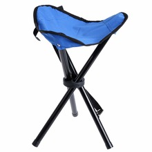 Waterproof Outdoor Tripod Folding Stool Chair Foldable Portable Fishing Mate Fold Chair Ultralight Chairs High Quality