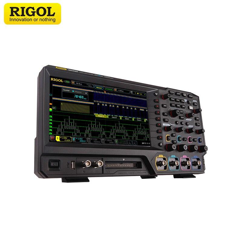 Original Rigol MSO5104 Digital Phosphor Oscilloscope Four Channel 100M Bandwidth 8G Sampling Rate MSO5074 Touch Screen