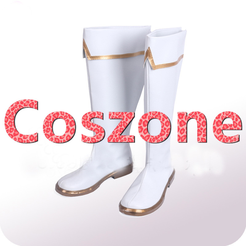 US $25 6 20% OFF|SOUND VOLTEX Tsumabuki Left Cosplay Shoes Boots Halloween  Carnival Party Costume Accessories-in Shoes from Novelty & Special Use on