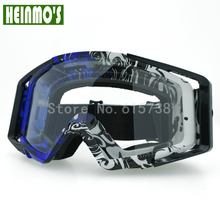 High Quality Motorcycle Motocross Goggles Dustproof Goggles Anti Wind Eyewear MX Goggles ATV Off Road Men Women Sports Glasses