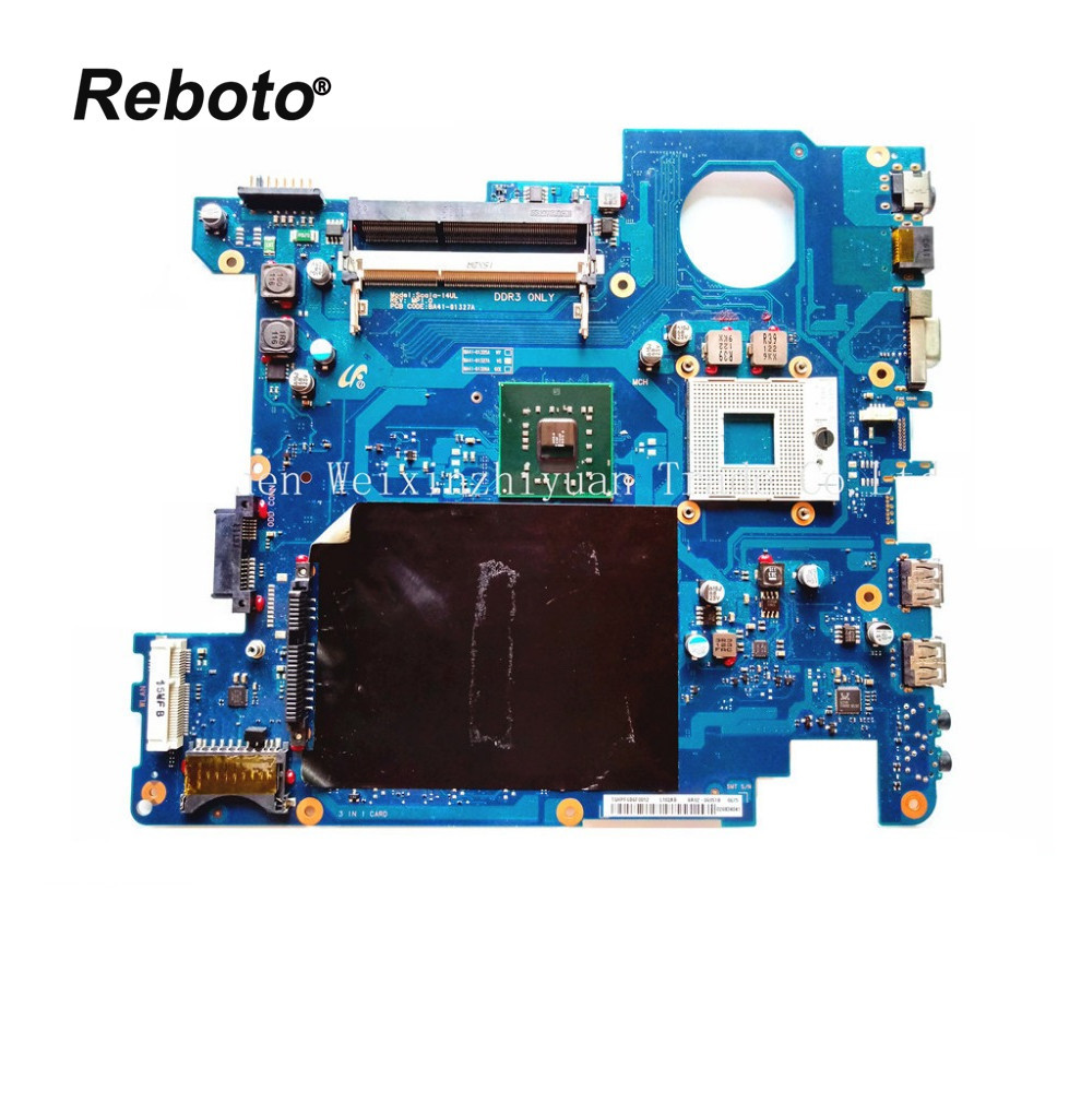 Reboto For Samsung RV410 Laptop Motherboard mainboard BA92 06951A 100 tested