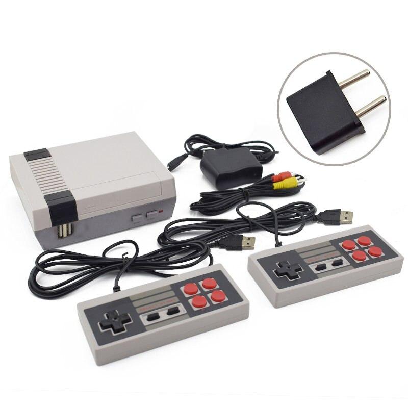Mini Nintendo TV Game Console 8 Bit Retro Video Game Console Ingebouwd met 620 Games Handheld Gaming Speler Beste Cadeau! 4