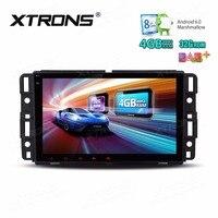 8 Octa Core Android 6 0 4G Car Multimedia GPS Radio For GMC Acadia Denali 2007
