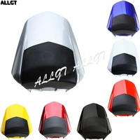 ALLGT Motorcycle Pillion Rear Passenger Seat Cowl Cover For Yamaha YZF1000 R1 2004 2005 2006