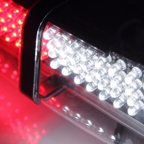 CYAN SOIL BAY High Power 240 LED Car Roof Flashing Strobe Beacon Warning light Magnet Police LED Emergency Flare Vehicle Light