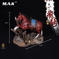 1/6 масштаб ВАНЛИ Корейской войны кровавая битва зал 1593 Xuanwu лошадей и платформы KLG010 для 12 дюйм(ов) фигурку коллекция
