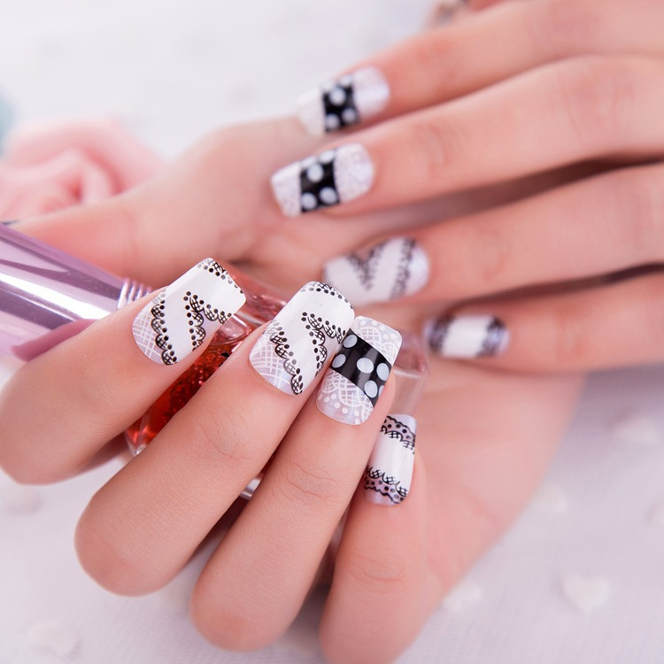 Artificial French Nails Online India