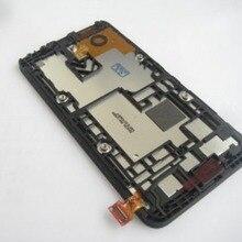 d1d9f8da136 ACKOOLLA LCDs del teléfono móvil para Nokia Lumia 530 RM-1018 M-1018 RM-10  teléfono móvil accesorios teléfono móvil pantalla tác.