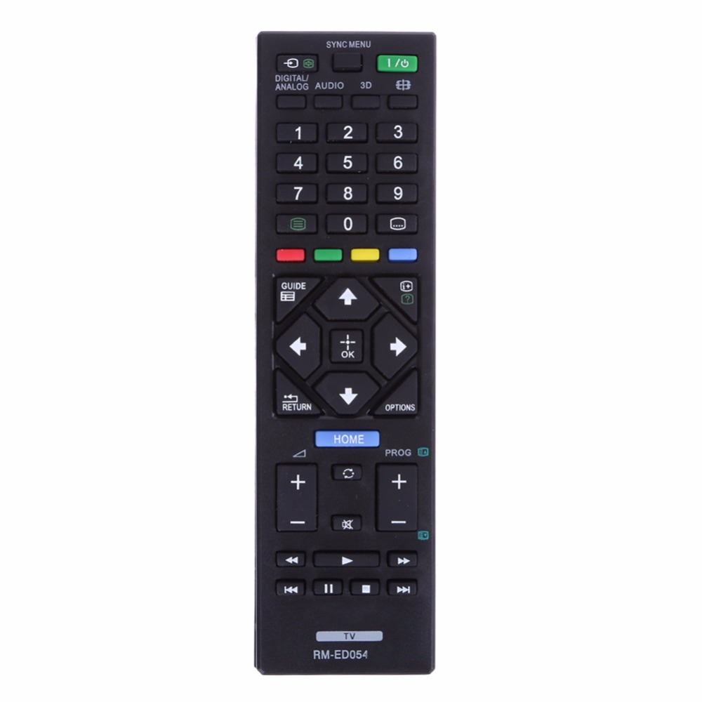 Universal Remote Control RM ED054 For Sony LCD font b TV b font KDL 32R420A KDL