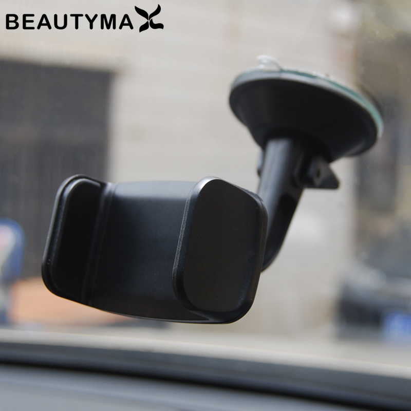 95mm Extendable Windshield Car Holder 360 Rotatable Car Phone Holder Universal GPS Stand Mount Support Window Glass Car Holder