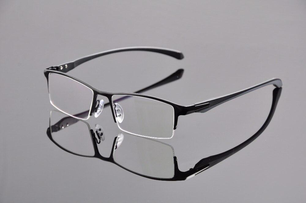 De Ding Rectangular Plastic Glasses Fashion Clear Lens Eyeglasses
