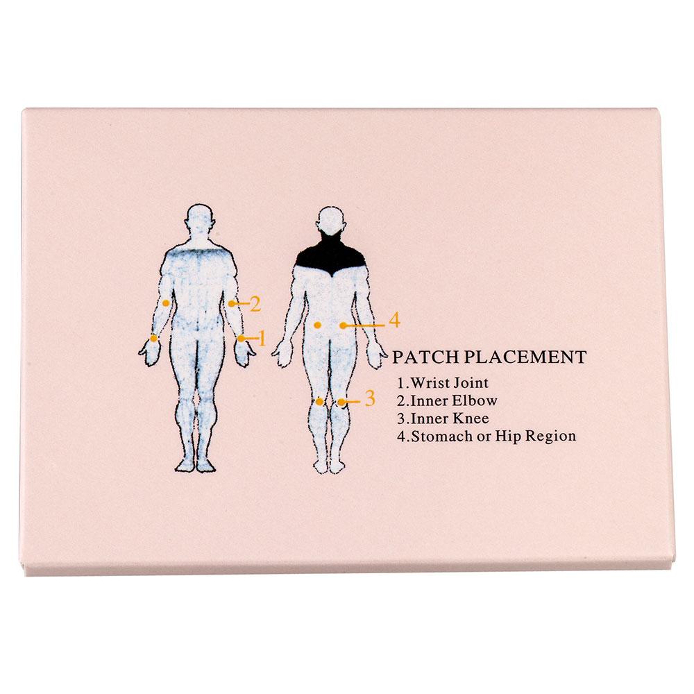 KONGDY Novi Dolazak 30 zakrpe Izbjeljivanje tijela Patch Glutation - Zdravstvena zaštita - Foto 5