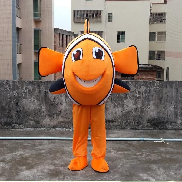 Online get cheap finding nemo costumes for Clown fish costume