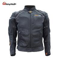 Езда племя мотогонок куртку Профессиональный дышащие мотоцикл гонки автомобиль мотоциклетная куртка