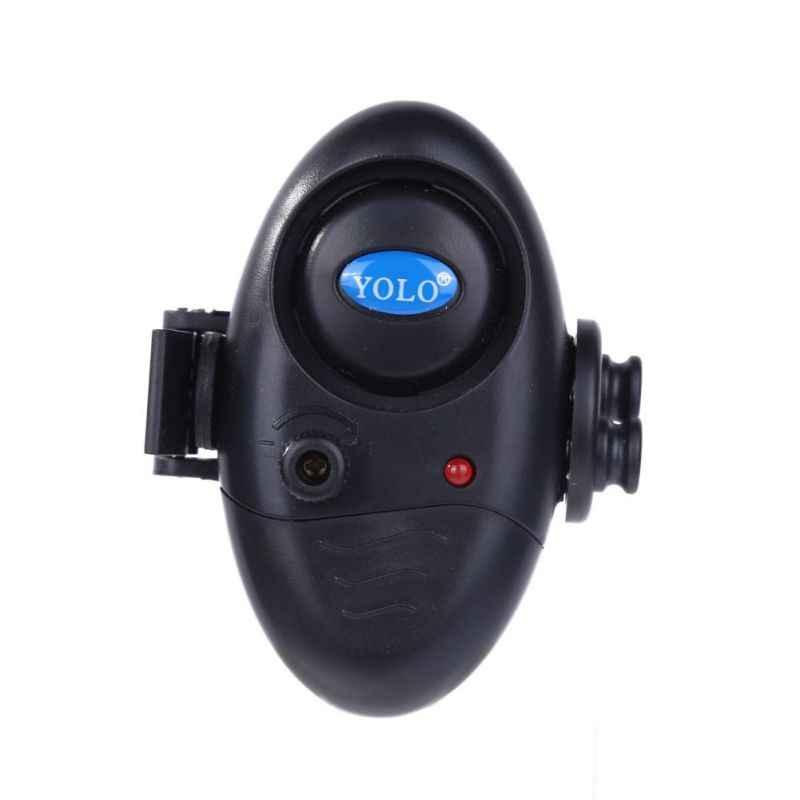 СВЕТОДИОДНЫЙ световой сигнализатор клева для рыбалки, рыболовная леска, сигнальный индикатор, буферные принадлежности, Vislijn Versnelling Alarm Draagbare Karper Bite