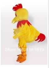 MASCOT chick Chanticleer mascot costume custom fancy costume anime cosplay kits mascotte fancy dress carnival costume