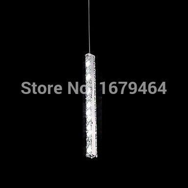 k9 crystal Pendant Lights 1 Light Modern Simple Artistic Free shipping 11-240v