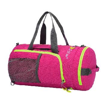 2016ขายร้อนพับออกกำลังกายกระเป๋าผู้หญิงกระเป๋ากีฬาผู้ชายT Raningไหล่กระเป๋ายิมกลางแจ้งกันน้ำไนลอนถุงกระเป๋าZF-HAC009