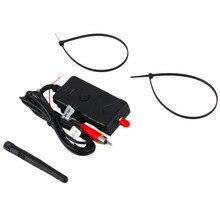 Wifi de La Cámara del coche 903 W Transmisor Wifi cámara de reserva Retrovisor Del Coche Interfaz AV