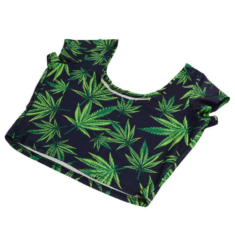 RealLion высокая эластичность, для йоги костюм женская рубашка шорты зеленый купальный костюм 3D печать топы брюки фитнес набор тонкий