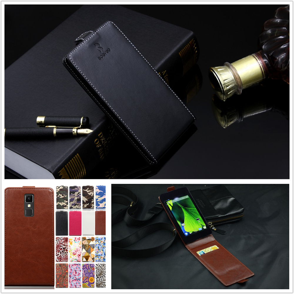 Top Leather Case for Elephone S3 / ELE S 3 / ElephoneS3 5.2 Inch Cellphone Wallet Flip Cover Case Housing Mobile Phone Shell