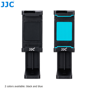 Image 5 - JJC Smart Phone Stand 56 105mm Adjustable Clip Selfie Stick Mini Tripod Mount Phones Holder for iPhone/HUAWEI/MI/Samsung