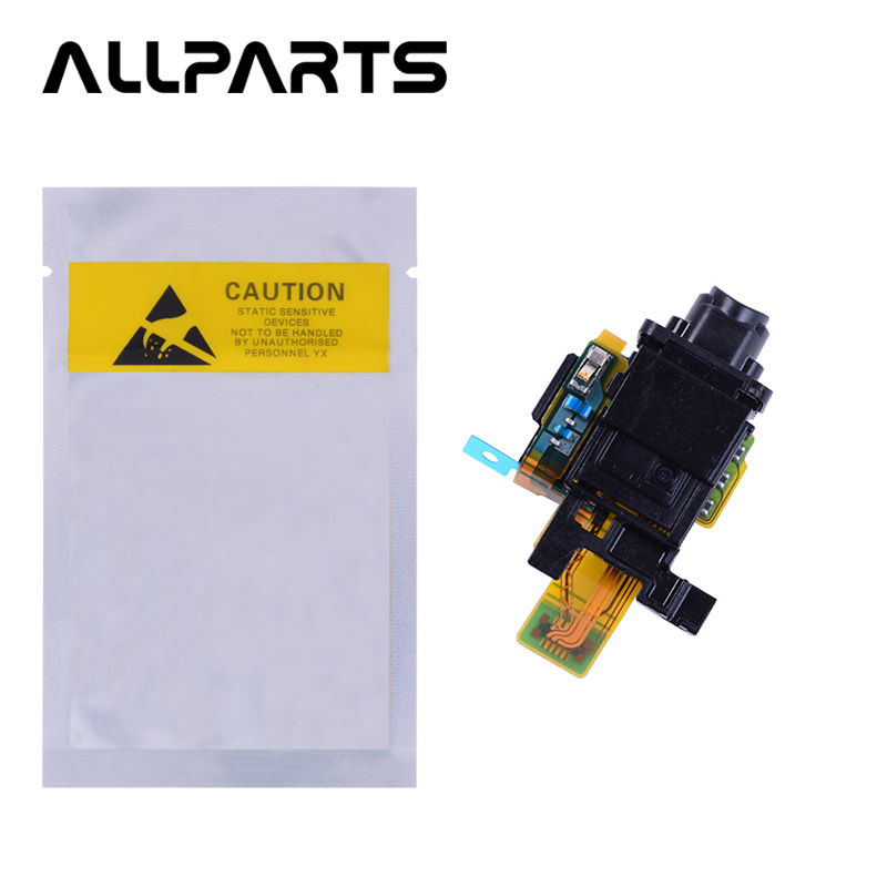 allparts Warranty Audio Jack Flex Cable for SONY Xperia X Performance Headphone Plug F8131 F8132 Replacement Parts