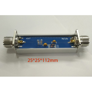 Image 5 - SDR לקבל מגן SDR מקלט מגן SDR רדיו מגן תואם 50 אוהם או 75 אוהם להגן על רגיש מקלט