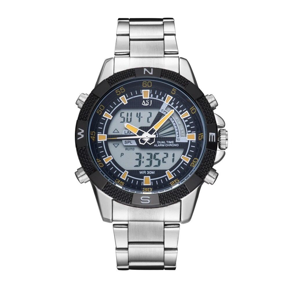 aliexpress buy ajs 2016 new analog digital watches