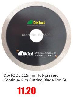 Cheap turbo diamond blade