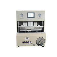 TBK 908 Automatic Bubble Removal Curved Screen OCA LCD Vacuum Laminating Machine Airbag Laminating Machine Curved Touch Screen