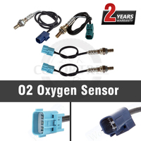 4PCS rear front Oxygen Sensors 2 Upsrteam 2 Downstream For Nissan Maxima Infiniti I35 234 4241 234 3113 234 4270 61419 Exhaust Gas Oxygen Sensor     -