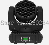 cheap moving head 36*3W cree led beam wash move head stage light dj equipment for led disco lighting dmx party nightclub for bar cheap stage lighting 132w 2r mini sharpy beam moving head disco light with flight case dj equipment 14 gobo dmx stage lighting