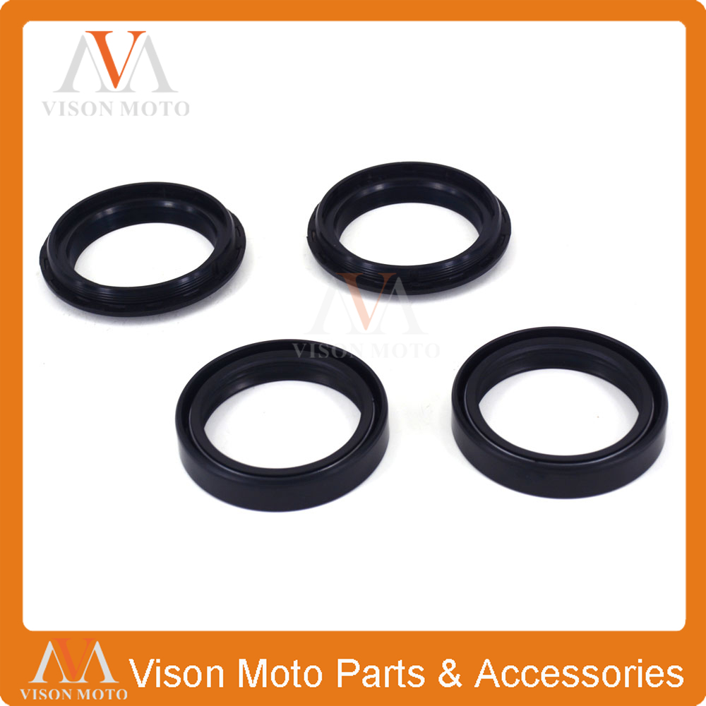 Front Shock Absorber Fork Damper Oil Seal For SUZUKI RM85 RM85L RM85 L 2002-2010 GZ250 GZ 250 MARAUDER 1999-2009 GS550L 83-1985