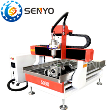 Mini CNC Router 6090 6012/ Small CNC Milling Machine / Router CNC Wood Acrylic Stone Metal Aluminum(China)