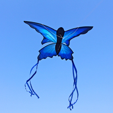 Outdoor Sports 180cm Power Kite Single Line Flying High Quality Beach Easy to Fly Toys for Kids Adults