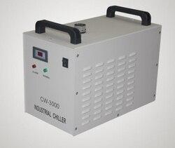 Chłodziarka wodna AC220V CW3000 na rura laserowa  wrzeciona w Części do maszyn do obróbki drewna od Narzędzia na