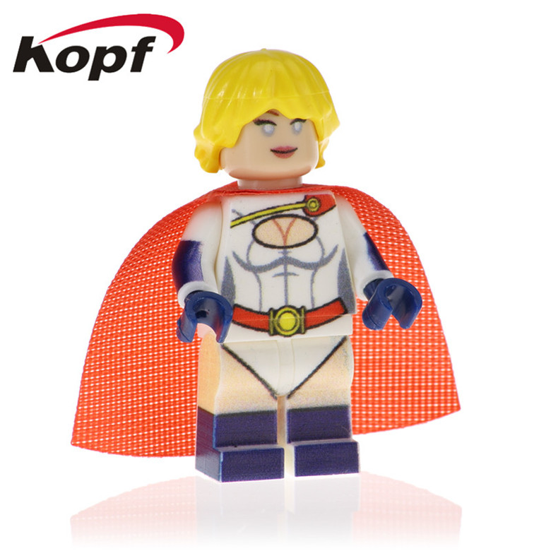 20 шт. фигурки супергероев дабада Лаура Лодж Намо Бэтмен Капитан Америка Дэдпул строительные блоки Подарочная игрушка модель дети PG1536