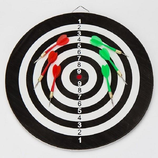 Brand 2017 New Dart Board 12 Speed Dart Pointer Dart Board Game Dart