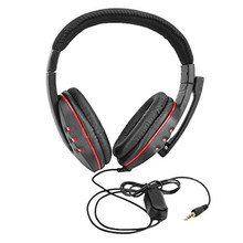 toopoot New Gaming Headset Voice Control Wired HI-FI Sound Quality for PS4 PC Cell phone  Drop Shipping Drop Shipping